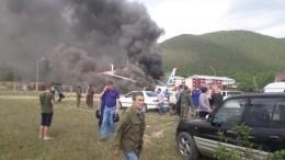 Список погибших врезультате жесткой посадки Ан-24 вНижнеангарске