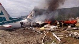 Наместе командира самолета Ан-24 должен был находиться другой пилот