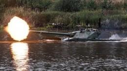 Стихия непомеха: вРоссии создают новый плавающий танк