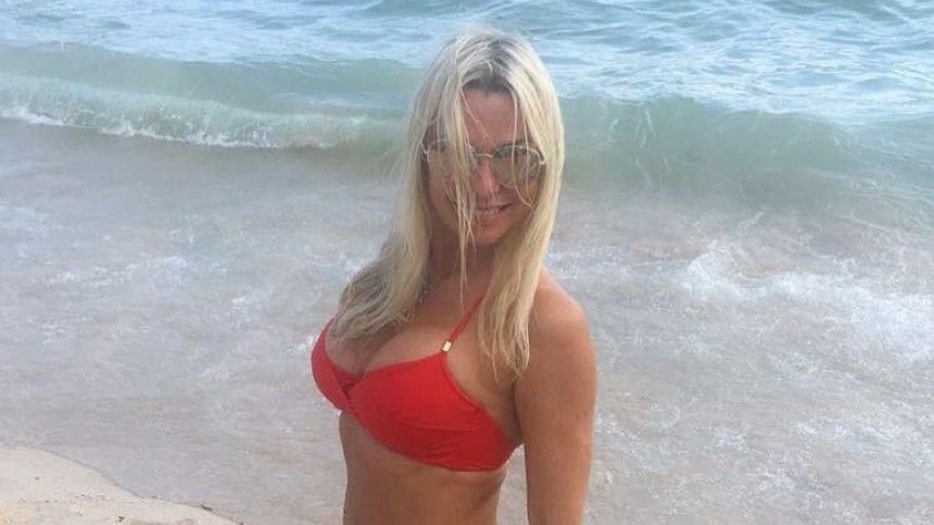 Ирина Салтыкова прокомментировала слухи обеременности