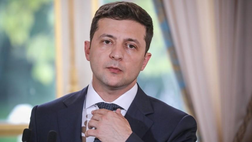 Захарова высмеяла неразбериху между Зеленским иКлимкиным строчкой изпесни