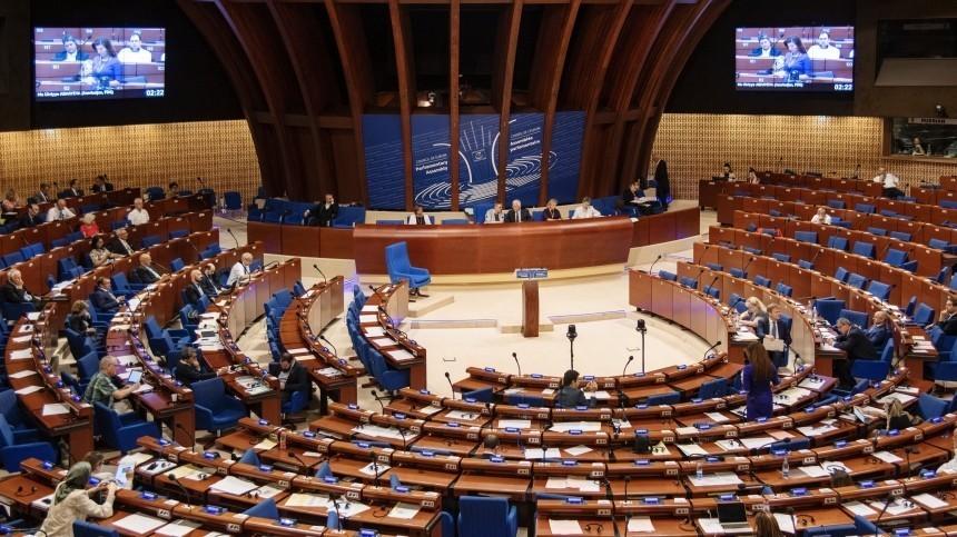 Литва иГрузия передумали поддерживать демарш Украины вПАСЕ