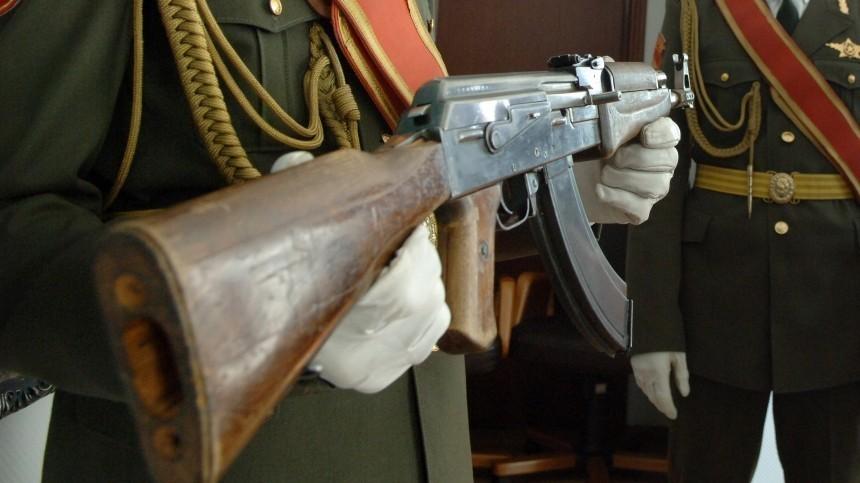 Развитие стрелкового оружия вСССР могло пойти подругому пути