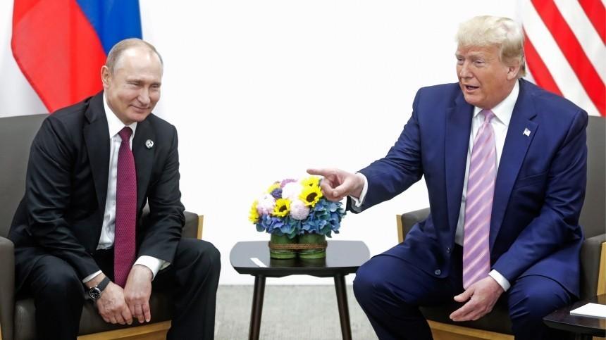 Путин разъяснил Трампу позицию России потеме украинских моряков