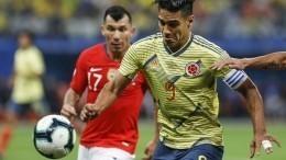 Сборная Чили обыграла Колумбию попенальти ивышла вполуфинал Кубка Америки
