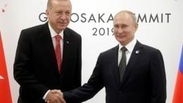 Эрдоган заявил оботсутствии отсрочек попоставкам Турции С-400