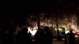 Полицейские пострадали при взрыве газа вжилом доме вКоврове