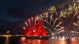 Сказка вПетербурге: «Алые паруса— 2019»— праздник, который невозможно забыть