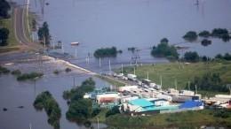 Страшные кадры наводнения вИркутской области. МЧС предупреждает оновых угрозах