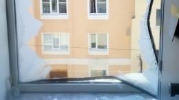 5-tv.ru публикует эксклюзивное видео изТЦвКронштадте, где втуалете взорвался газовый баллон