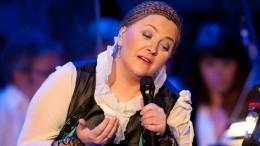Грузинская звезда джаза Нино Катамадзе отказалась отконцертов вРоссии