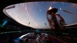 ВМинске началась церемония закрытия Европейских игр