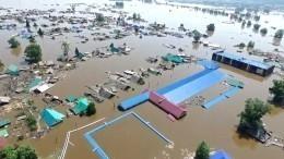 Дома вИркутской области сносит потоком воды— эвакуировано более тысячи человек