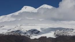 Названа причина смерти альпиниста наЭльбрусе
