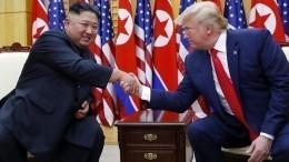 Видео: Ведущий CNN назвал Трампа «школьником-неудачником» после переговоров сКим Чен Ыном