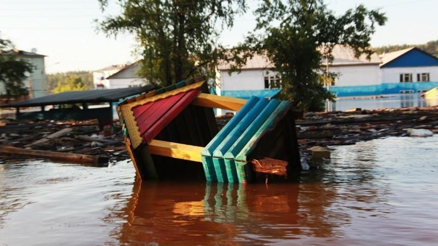 Число жертв наводнения вИркутской области увеличилось до16