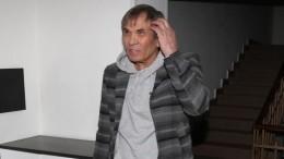 Бари Алибасов мог попасть вбольницу из-за запоя