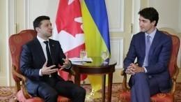 Владимир Зеленский заявил, что Украина продолжит путь кЕСиНАТО