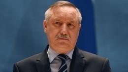 Беглов выразил соболезнования семьям погибших вБаренцевом море подводников