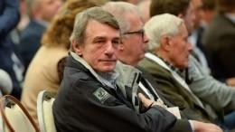 Итальянский социал-демократ Сассоли стал спикером Европарламента