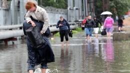 Ликбез повыживанию: Как спастись вовремя наводнения?