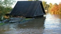 Вторая волна: Усилившиеся дожди угрожают новым деревням вИркутской области