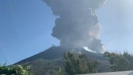 Видео: Наюге Италии проснулся вулкан— есть жертвы