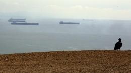 МИД Ирана выразил протест Великобритании всвязи сзадержанием танкера
