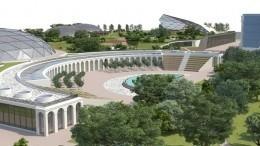 ВПетербурге объявлен конкурс налучшее название арт-парка