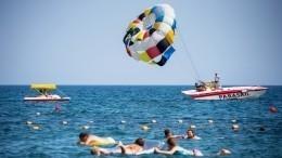 Два человека пропали без вести из-за опрокидывания катамарана вЧерном море
