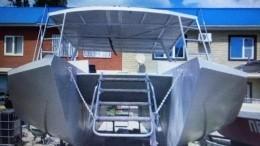 Задержан капитан перевернувшегося вЧерном море катамарана