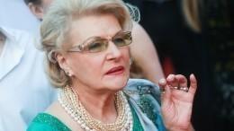 Время невластно: 83-летняя Светлана Дружинина восхитила подписчиков красотой