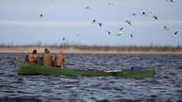 Начукотской реке перевернулась лодка срыбаками, четверо пропали без вести