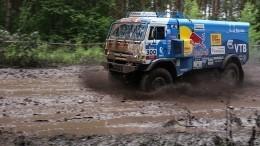 «КАМАЗ-мастер» стал вторым поитогам первого этапа ралли «Шелковый путь»