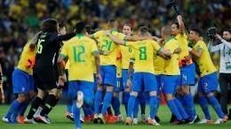 Бразилия обыграла Перу 3:1 истала обладателем кубка Америки— видео