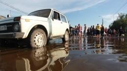 Военные приступили кдезинфекции питьевой воды вИркутской области