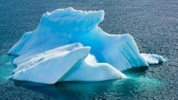 ВОАЭ появится самый настоящий айсберг— видео