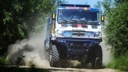 Впресс-службе «Шелкового пути» рассказали осостоянии монгольского гонщика