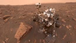 Разоблачение века! Марсоход NASA находится наЗемле