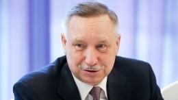 «Безобразие»— Беглов потребовал навести порядок намуниципальных выборах вПетербурге