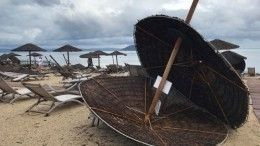 Подробности разрушительного шторма вГреции— видео