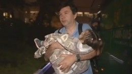 Малолетних российских детей вывезли иззоны вооруженного конфликта вИраке
