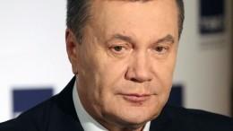 Суд ЕСотменил санкции против Януковича, его сына иряда его соратников