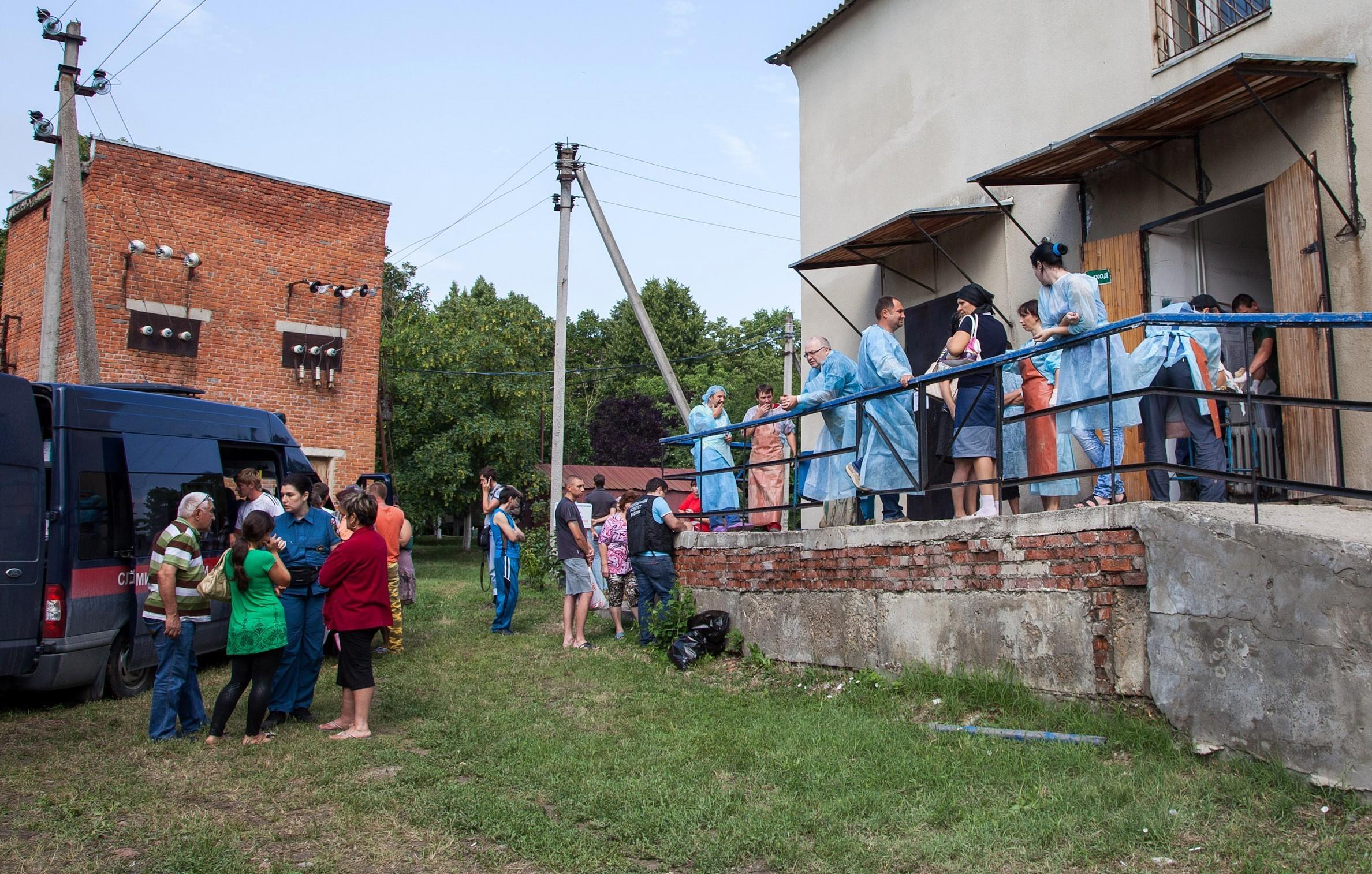 Тихое место: Многоквартирный дом сделали избывшего морга вКировской области