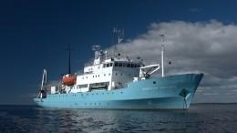 Арктический плавучий университет вернулся изполярной экспедиции