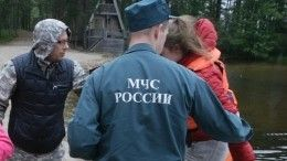 ВКарачаево-Черкесии ищут четырех туристов, перевернувшихся накатамаране