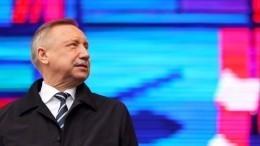Глава Петербурга заявил обучастии впредвыборных дебатах