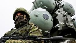 Российские средства ПВО отразили атаку наавиабазу Хмеймим вСирии