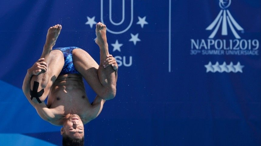 Российские спортсмены завоевали шесть медалей надевятый день Универсиады