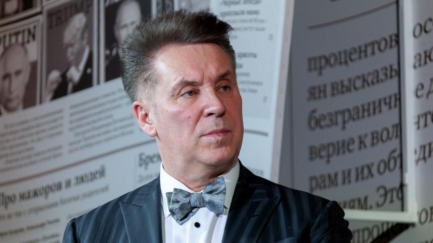 «Ябы погиб»: Владимир Березин рассказал оборьбе сопухолью